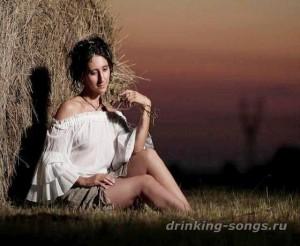 текст песни «Я в весеннем лесу пил берёзовый сок»